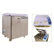 Biobase New Developed Stainless Steel Vertical Flip-Open Cover Autoclave