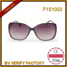 F151003 Plastic Frame Women Sunglasses