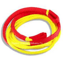 """3/8 """"X10 'Optima Rigging Lines, Winch Ropes, Cuerdas UHMWPE de alta calidad"""