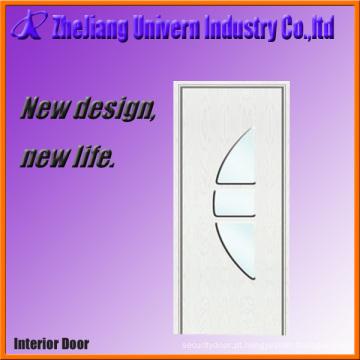 Porta de madeira nova do projeto Yf-M01