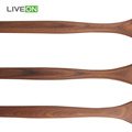 Ash Wooden Spoon Healthy, das Satz kocht