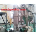 Revolving Flash Vaporization Drier