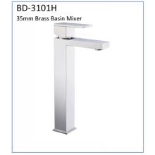 Bd3101h Brass Single Lever High Basin Mixer 35mm