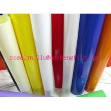 Vakuumformung PVC starre Folie zum Verpacken von Spielzeug, Werkzeuge, Geschenk, Faltschachteln