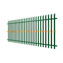 Ebay Low Price Palisade Fencing Panels for High Security Fencing