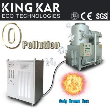 Hho Gasgenerator für Müllverbrennungsmaschine