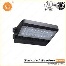 UL Dlc Список IP65 Открытый 20W светодиодный настенный светильник
