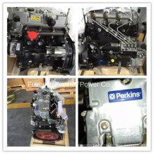 Dieselelektrischer Generator 7kw Angetrieben durch Motor Perkins 403A-11g1