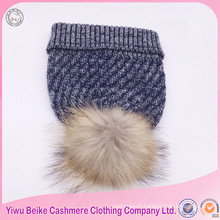 Fashion new trend knit hat scarf and glove set