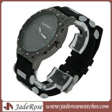 Charm New Fashion Silikon Uhr für die Dame