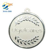 Fabrique las medallas de encargo de las cintas de la medalla militar de encargo al por mayor baratas de encargo
