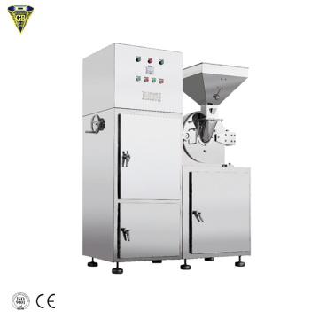automatic chilli spice bamboo dry milk powder making machine