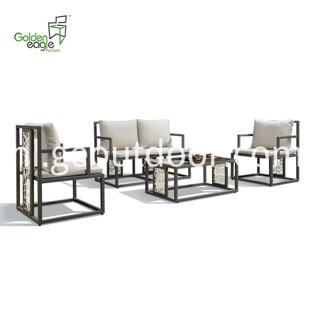 Aluminum Wicker Furniture