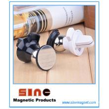 Модный новый автомобильный держатель для телефона с магнитным отверстием для выхода воздуха