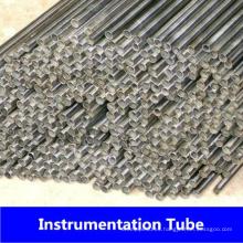 Tubo de instrumentación para tubo de escape de fábrica de China (sin costuras)