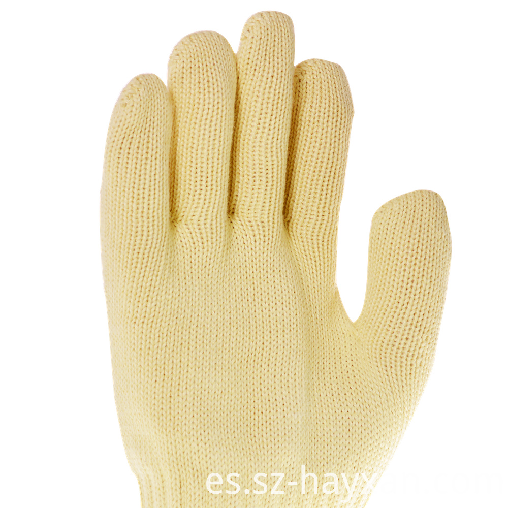 Anti High Temperature Kevlar Glove