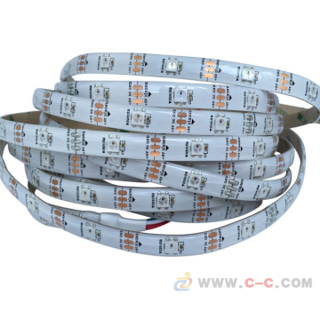 WS2801 Konstanta IC arus Led Strip cahaya sihir Strip