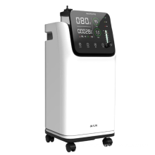 Best Quality Medical Equipment Portable 5L Oxygen Concentrator 96% Electric Wooden Case MT 2 Years,1 Year Class I,class II 330VA