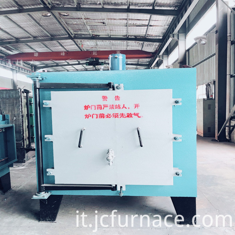 box type tempering furnace
