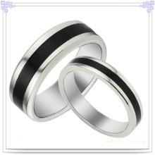 Joyería del anillo de la manera de la joyería del acero inoxidable (SR554)
