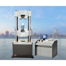 Máquina de prueba universal servo hidráulica del control informático