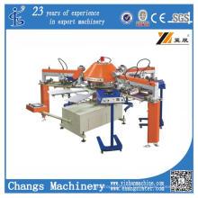 Máquina de impressão giratória automática da tela da série de Spg