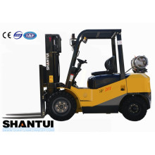 3.5 ton petrol forklift for South America