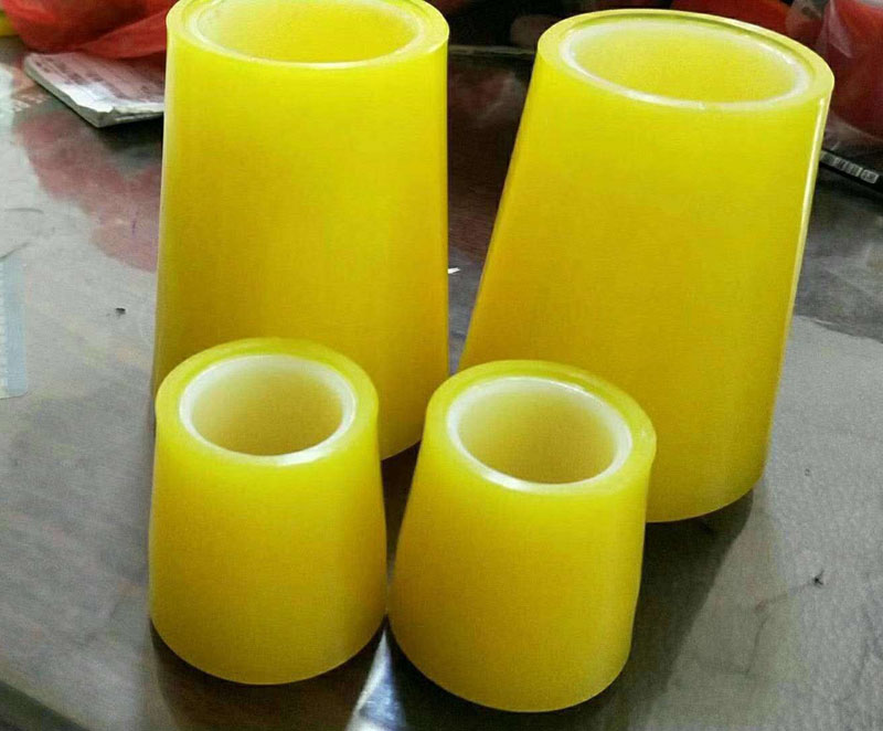 Yellow Tpu Taper Bushing