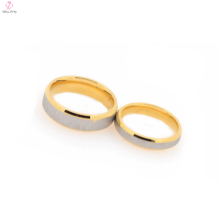 2018 top selling gold and silver wedding rings sets promise for her jewelry rings wholesale