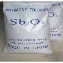 Antimonous Oxide Powder Sb2o3 98% Min a la venta