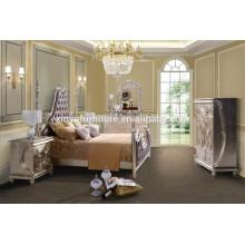 Klassische Massivholz Schlafzimmermöbel XYN480