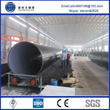 API5L Standard anti-corrosive spiral pipe with good price
