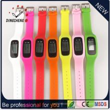 Nuevos relojes de la promoción del reloj del podómetro del estilo para el deporte (DC-001)