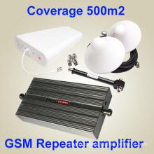 High Gain 85dB 2g GSM Mobile Phone Signal Booster 900MHz Cellular Booster