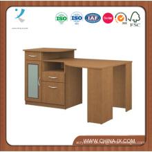 Vantage Corner Schreibtisch mit Lagerung