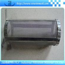 Cartucho de filtro utilizado en la industria
