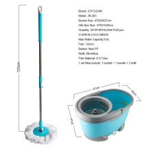 2020 Joyclean Microfiber Spin Mop