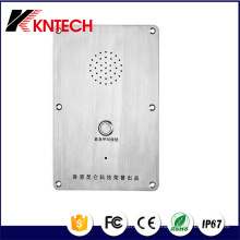 Auto Dial Telephone Intercom Emergency Used Knzd-09