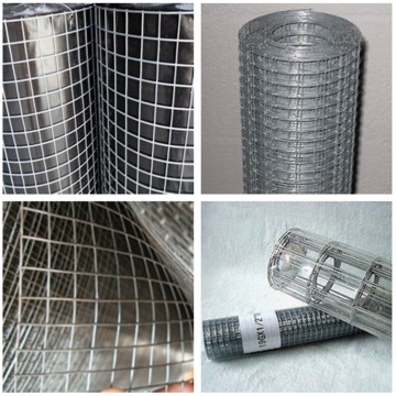 Mesh Galvanized Welded Iron Wire Mesh