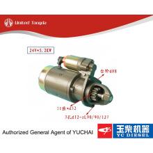 Оригинал Yuchai YC4G стартер B30-3708010B