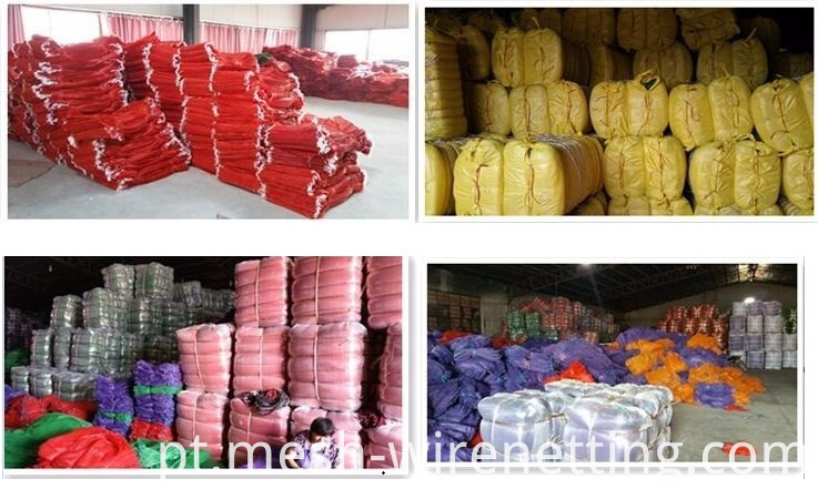 plastic mesh Bag Net