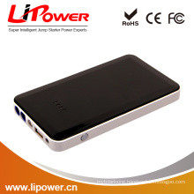 Portable 12V 8000mAH emergency power bank Mini car jump starter