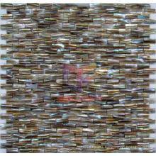 Fish Like Mother of Pearl Natural Shell Mosaic Cfp110)