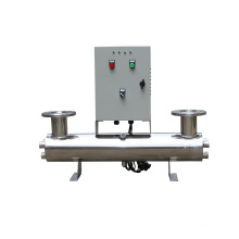 25000 Lph Stainless Steel 304 UV Water Disinfection