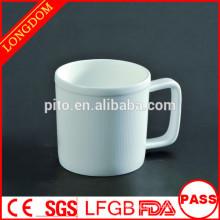 2014 hot sale porcelain mug for coffee tea milk