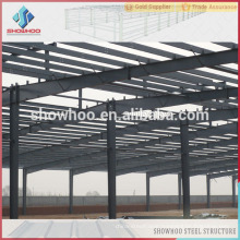 steel structure buildings used for cow / sheep shelter shed for sale