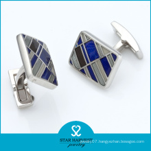 Fashion Sterling Silver Cufflinks (SH-BC0013)