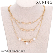 42572-Xuping Wholesale Fashion Jewelry Necklace With Special Style