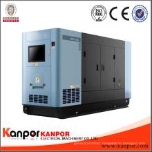 25kVA Water Cooled Silent Electric Start Portable Diesel Generator