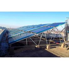 Vakuum-Rohr-Niederdruck-Projekt Solarwarmwasserbereiter